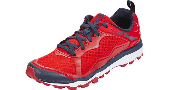 Merrell All Out Crush Light Running Shoes Men red